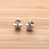 star earrings - girlsluv.it  - 2