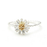 flower ring, dandelion - girlsluv.it  - 1