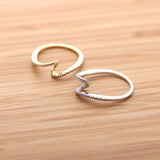 wave ring, 2 lines - girlsluv.it  - 4