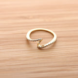 wave ring, 2 lines - girlsluv.it  - 5