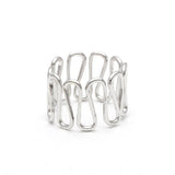 wired SWIRL ring, 3 colors - girlsluv.it  - 3