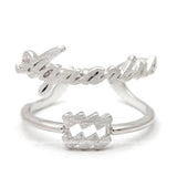 zodiac ring, aquarius zodiac ring, aquarius - girlsluv.it  - 1
