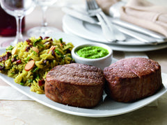 Filet Mignon-7oz   ($26.99/lb).