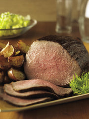 Eye of Round Roast  2 1/2 lb roast ($8.29/lb.)