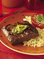Flat Iron Steak--14 oz  ($12.99/lb.)