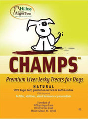 Champs™ Premium Beef Liver Jerky for Dogs  3 oz. $7.95