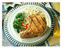 Pork Chops--12oz  ($8.29/lb)