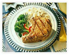 Pork Chops--12oz  ($8.79/lb)