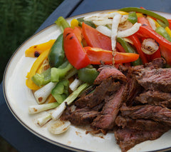Beef for Fajitas $8.99/lb