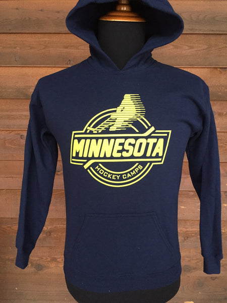 Youth MN Hockey Camps Circle Stick Sweatshirt