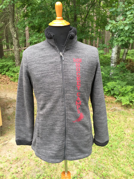 MN Hockey Camp Fleece Jacket