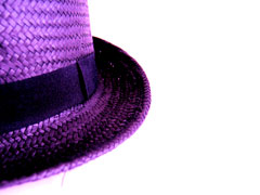Purple Hat; We all wear a lot of hats and play a lot of roles at Maya Tea.