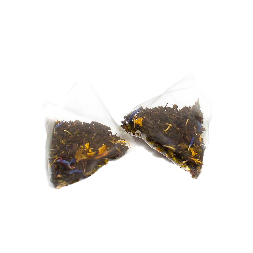 Blueberry Lemon Mint Sachet Tea Bags