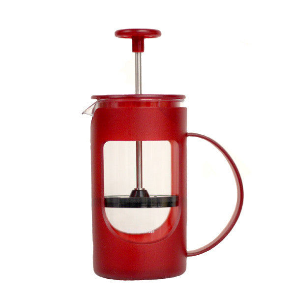 Brewing teas is easy in a Bonjour Unbreakable French Press!