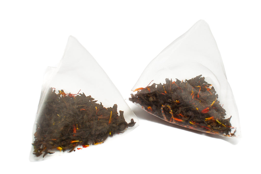 Amazing Grey Black Tea Bags from Maya Tea Company