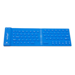 (Blue) myType Wireless Bluetooth Keyboard