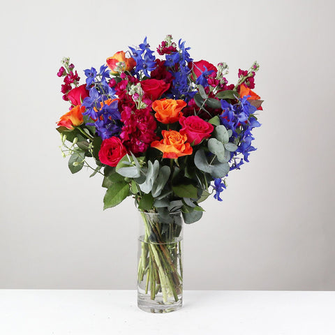 Carnival Flower Bouquet