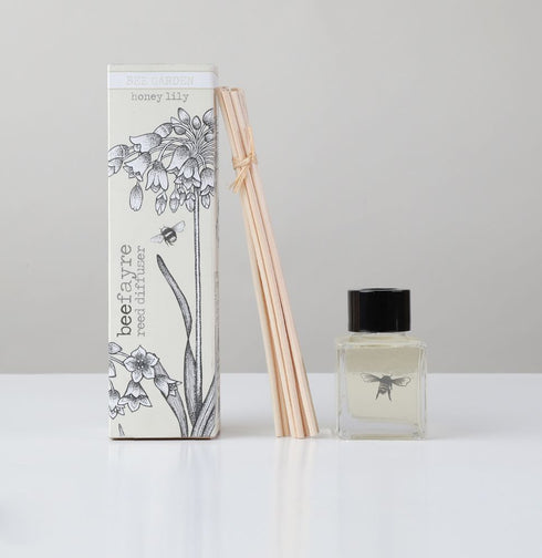 Bee Garden Honey & Lily diffuser 50cl