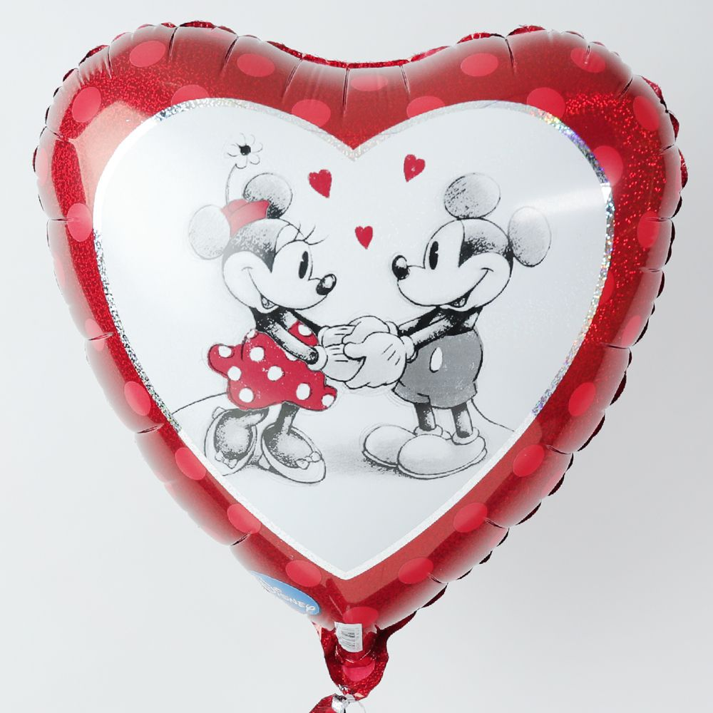 Disney Valentine's Balloon