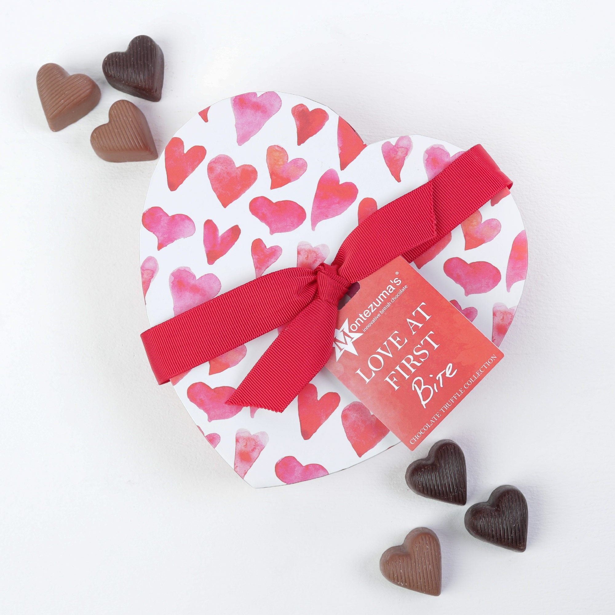 Montezuma 'Love at first bite' chocolates