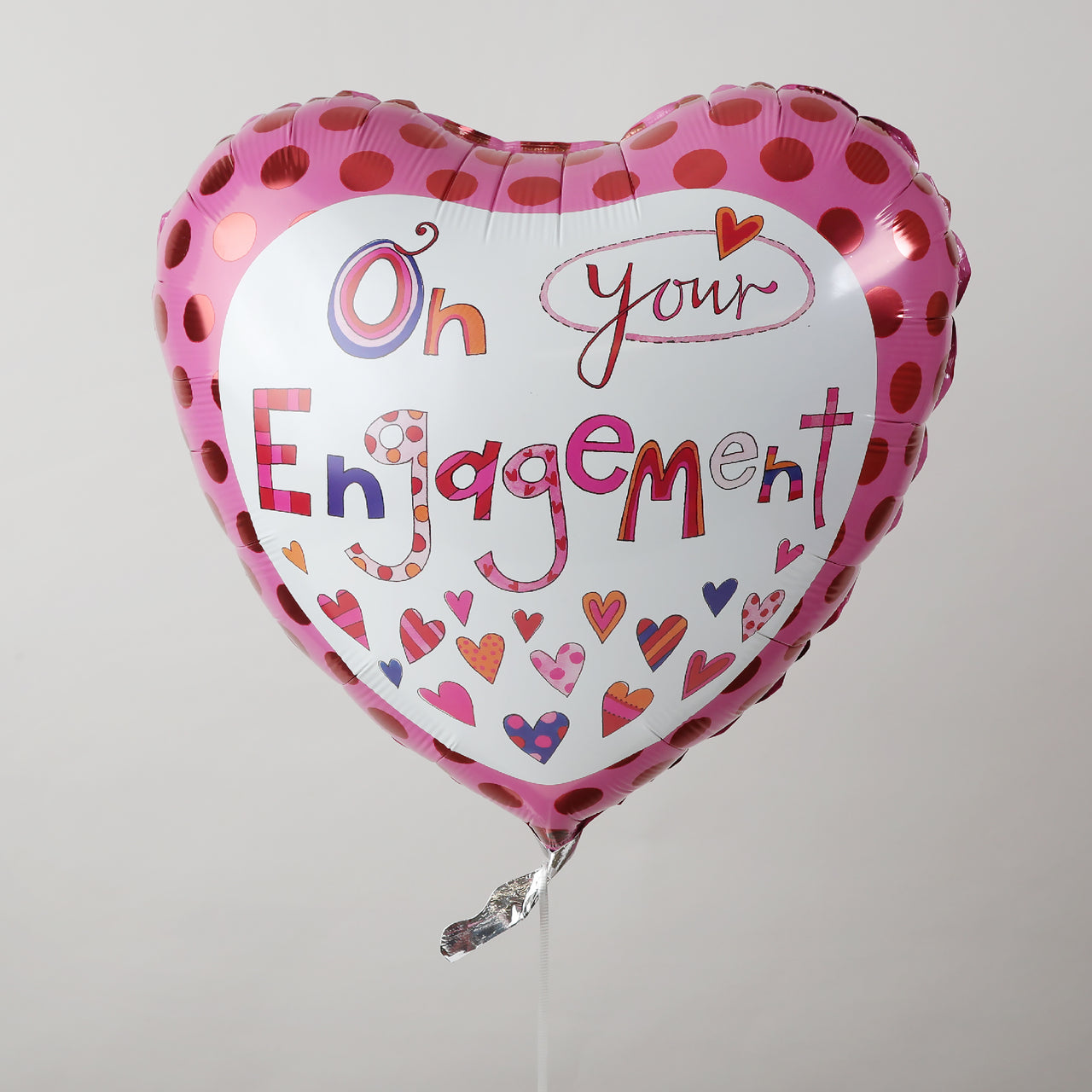 Rachel Ellen Engagement Balloon