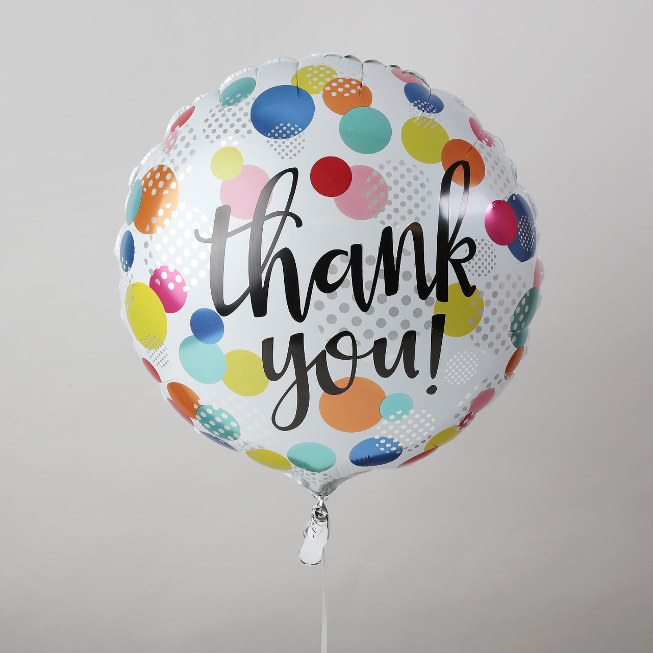Thank You! dots balloon