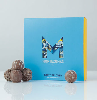 Montezuma 'Dairy Beloved' truffles