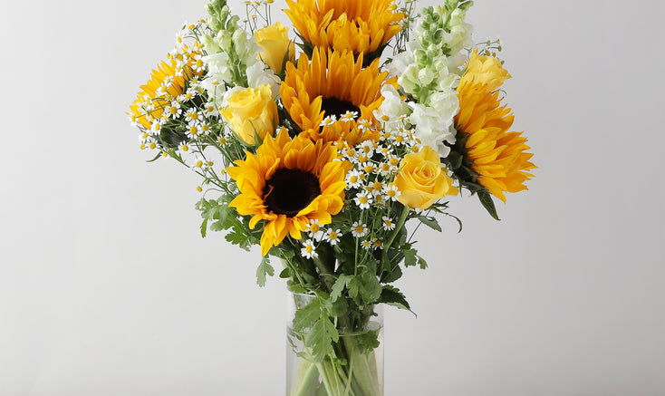 The Signature 'Zing' Bouquet