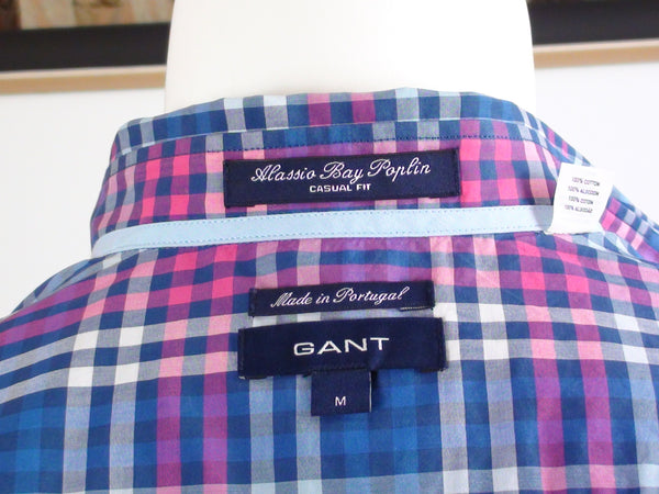 GANT - Alassio Bay Poplin shirt - Casual Fit