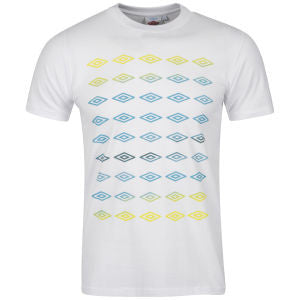Umbro Men's T-Shirt - White