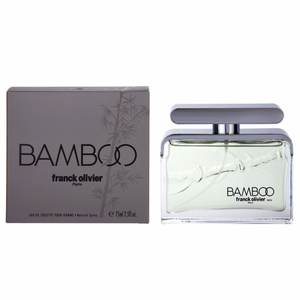 Bamboo (Cologne) - For Men - by FRANK OLIVIER - EDT 75ml
