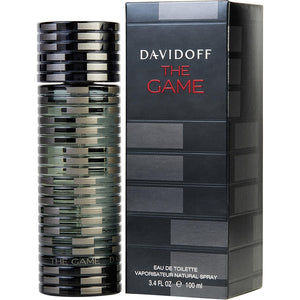 The Game - For Men - by DAVIDOFF - EDT 100ml