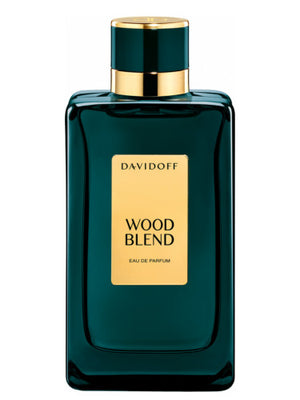 Wood Blend - For Men - by DAVIDOFF - EDT 100ml
