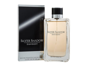 Silver Shadow - For Men - by DAVIDOFF - EDT 100ml