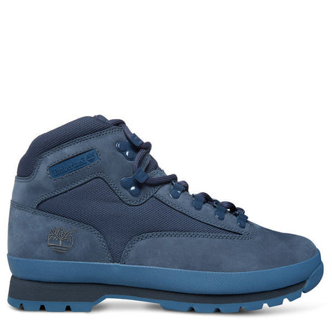 Men's Euro Hiker Mid Fabric and Leather