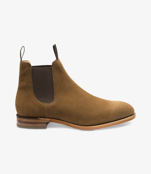 LOAKE - Apsley Premium Suede Boot - Angle View