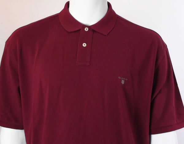 GANT  Polo Red Shirt -  Size 4XL