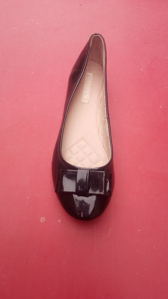 Ballet flats - Ana Lublin -Black Patent