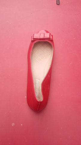 Ballet flats - Ana Lublin - Red Patent
