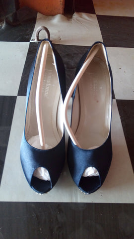 PRIMADONNA Fabric Pumps 1 - Blue