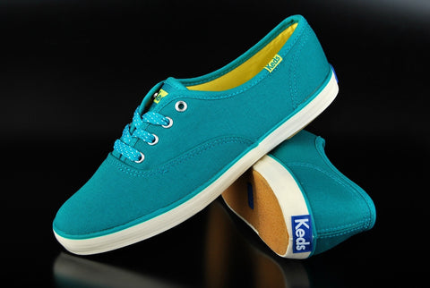 KEDS CHAMPION CVO Sneakers - Women - CH OX Blue
