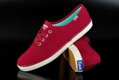 KEDS CHAMPION CVO Sneakers -Women - CH OX Red