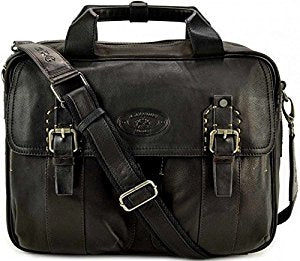 La Martina Messenger Bag, Brown