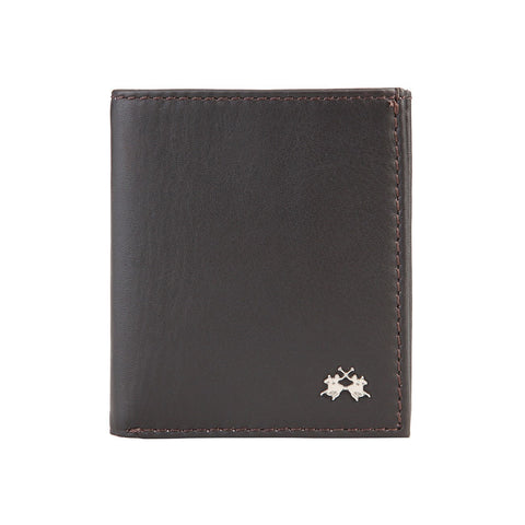 Accessories - La Martina Men's Leather Cardholder Wallet