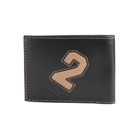 Accessories - La Martina Men's Leather Wallet - Black