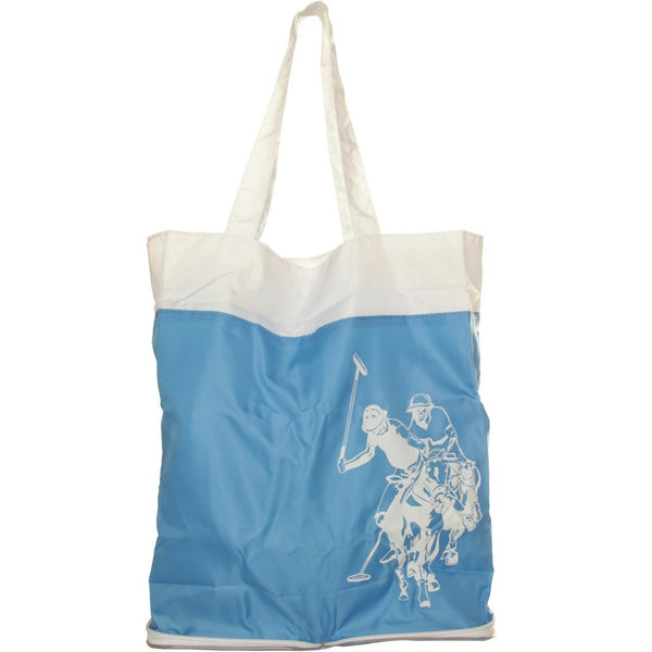 Accessories - U.S. POLO Foldable Bag - Light Blue