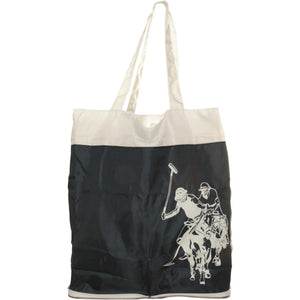 U.S. POLO foldable Bag - Navy Blue - Ninostyle