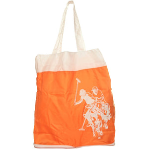 U.S. POLO foldable Bag - Orange - Ninostyle