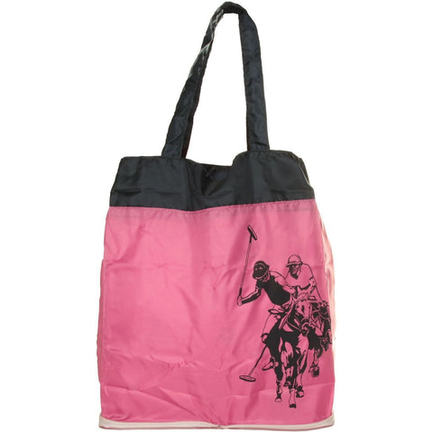 Accessories - U.S. POLO Foldable Bag - Pink