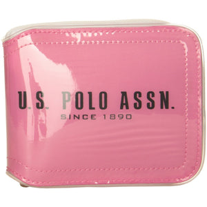 U.S. POLO foldable Bag - Pink - Ninostyle